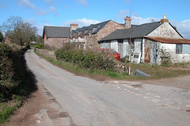 Cottages near Much Birch