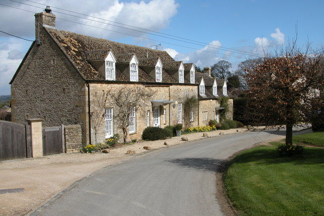Cottages in Nether Westcote