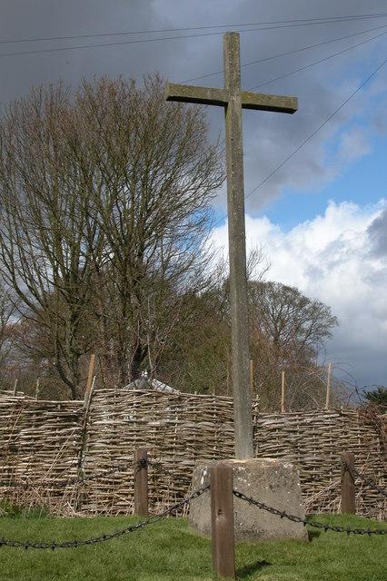 Wooden Cross, Westcote