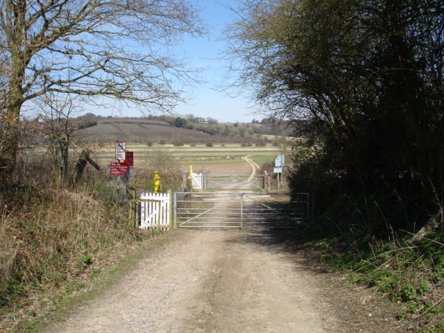 Level Crossing, Brede Level, East Sussex