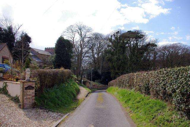 Church Lane, Tathwell