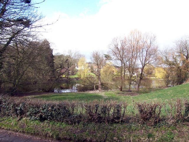 View from Church Lane, Tathwell