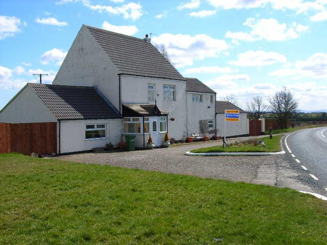 Former pub near Fishburn, County Durham