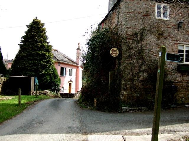 Cottage near Yealmbridge