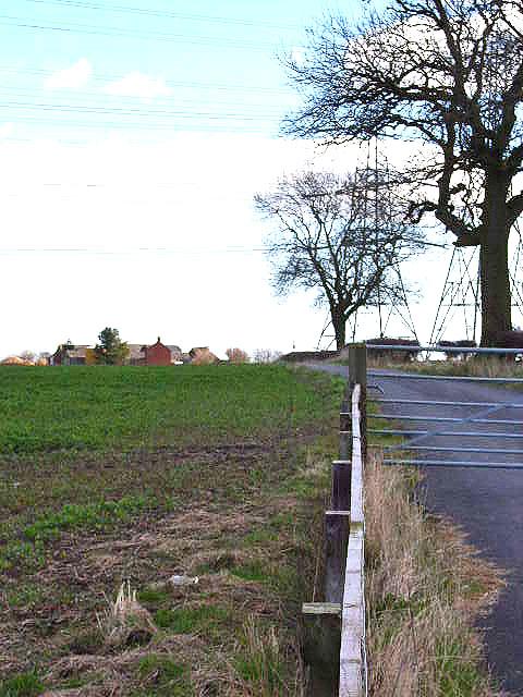 Galley Law Farm, Fishburn, County Durham