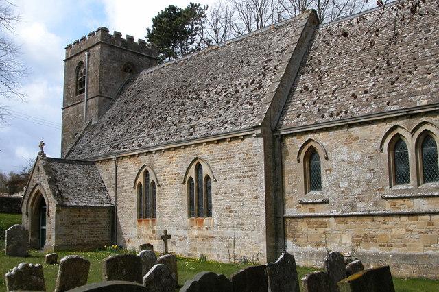 St. Mary's Church, Church Westcote