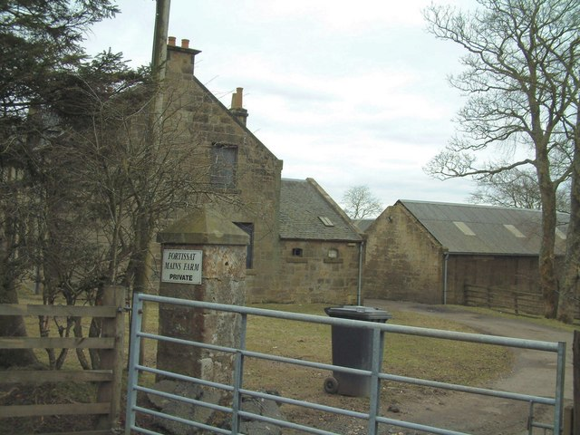 Fortissat Mains Farm