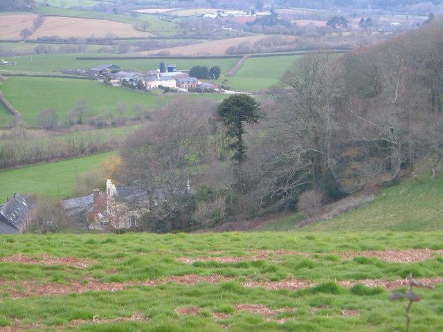 Dorsley Barton and Whiteley Farm