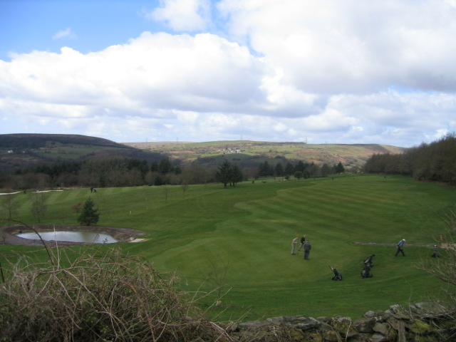 Pontardawe Golf Course