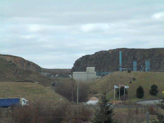 Duntilland Quarry
