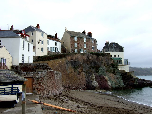 Cawsand - from Cawsand Beach