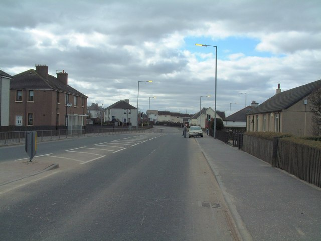 Allanton main street