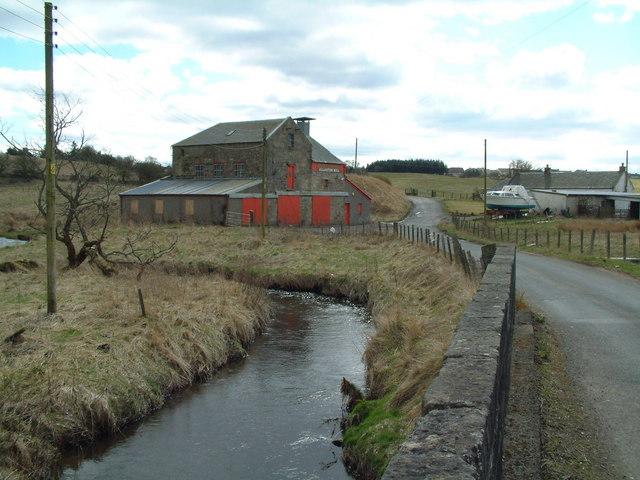 Allanton Mill