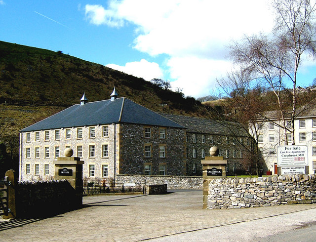 Cressbrook Mill 2006