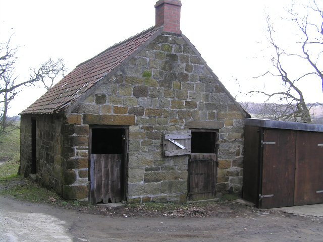 Barn or outhouse at Little Kildale