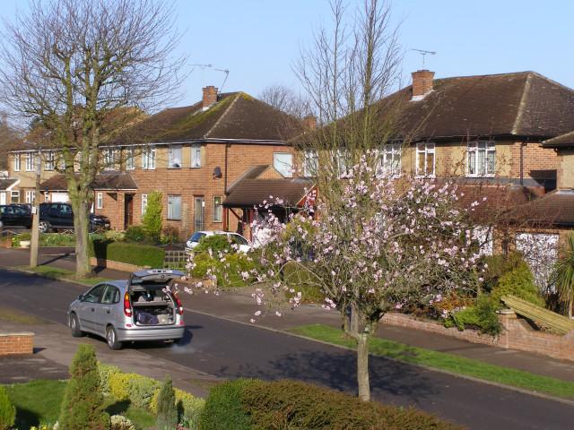 Chandlers Road, Marshalswick