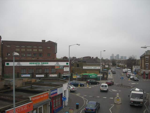Brockley Cross SE4