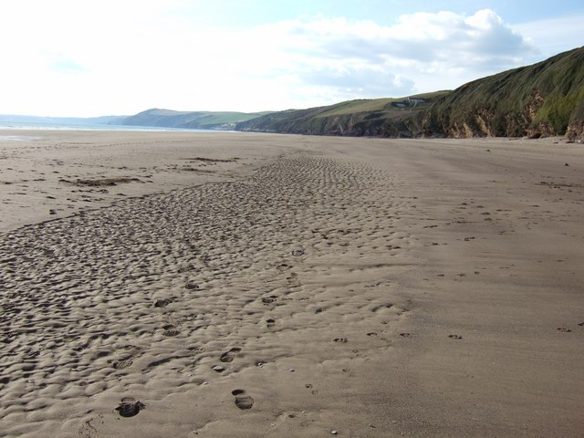 Long Sands near Tregantle