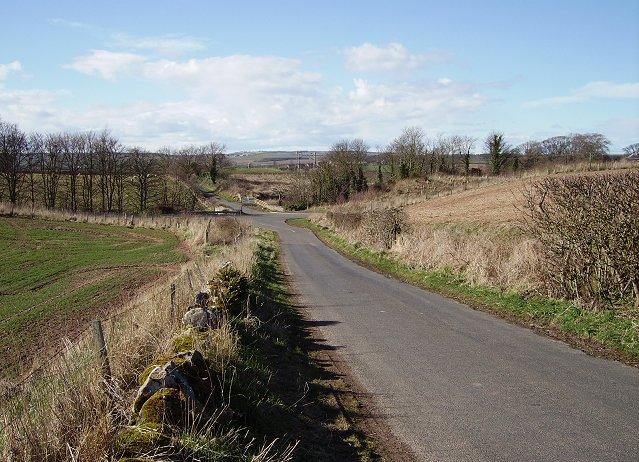 Peelwalls crossroads.