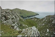 L6175 : North coast of Inishturk by Mike Simms