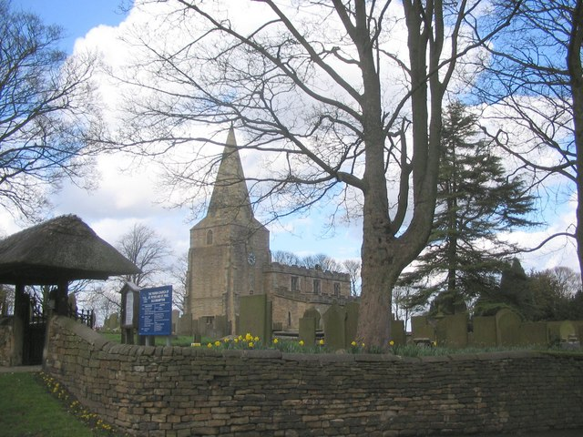 Old Brampton Parish Church