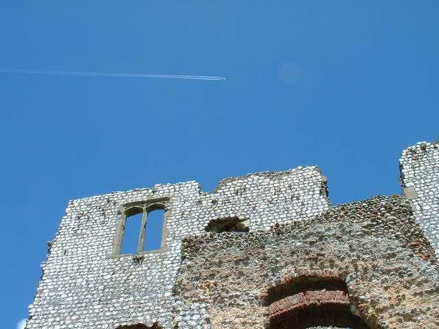 Baconsthorpe Castle.