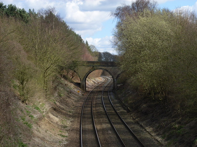 Railway, Little Missenden