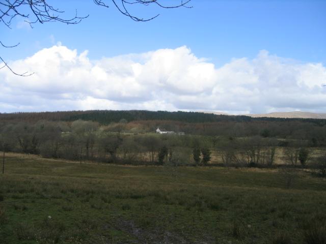 View Towards Bryngrunin