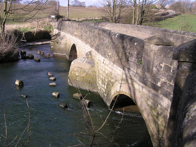 Mill Bridge,  Coatham Munderville