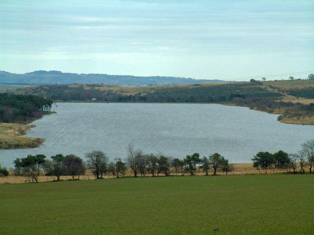 Forrestburn Reservoir