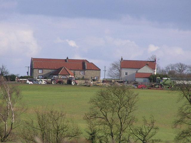 Coatham House  Farm