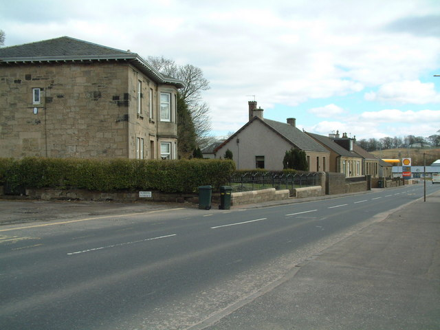 Station Road, Shotts