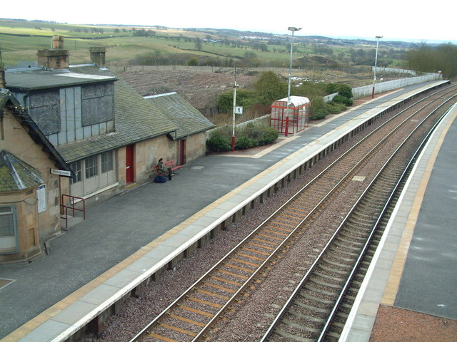 Shotts station