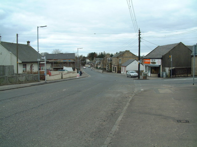 Stane main street