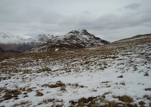 Slopes of Cnoc Coinnich