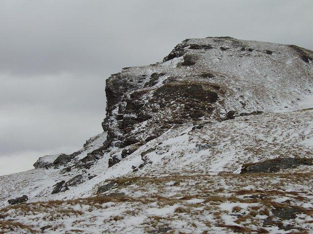 Crags, Cnoc Coinnich.