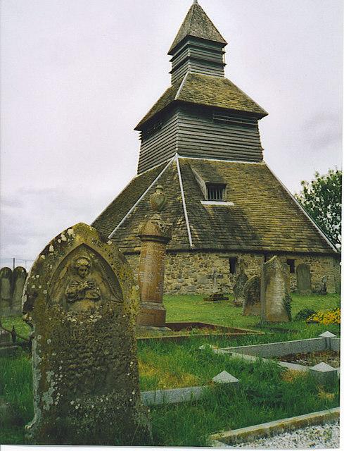 Pembridge, Church Belfry.