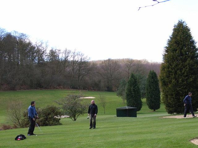 Hazlemere Golf Club