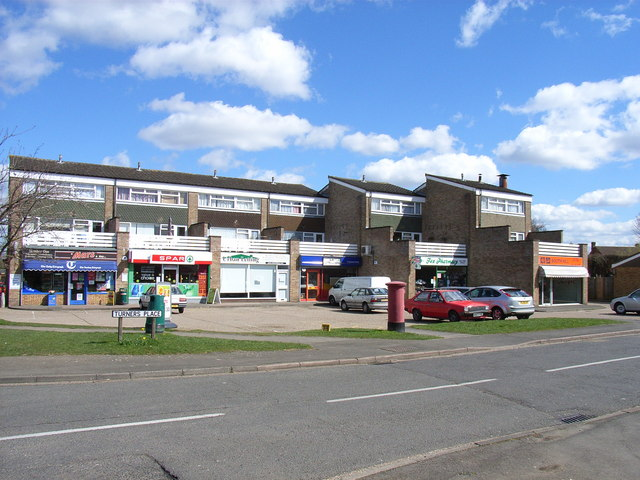Shops in Holmer Green