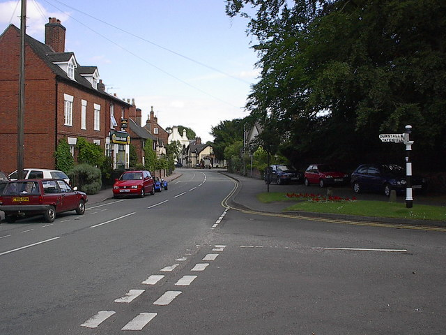 Barton-Under -Needwood