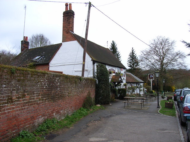 The White Horse, Hedgerley
