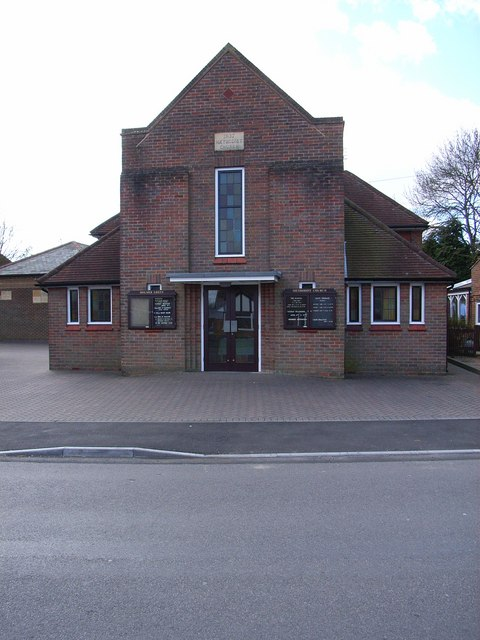 Methodist church, Holmer Green