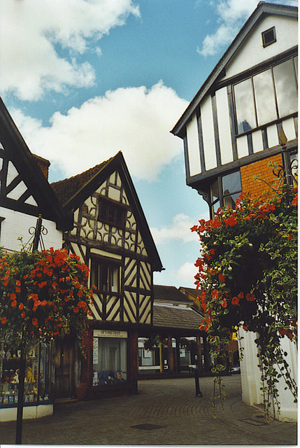 Market Drayton.