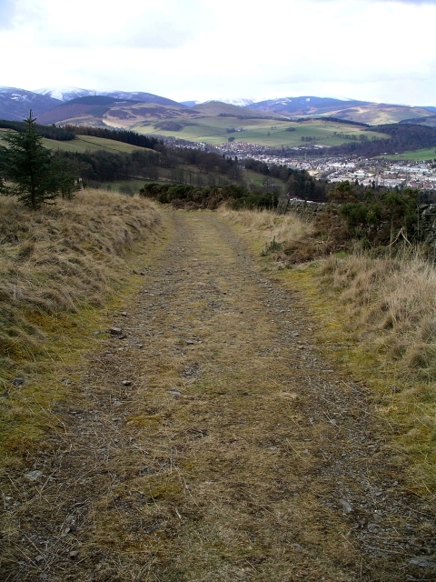 Track, Mailingsland Hill