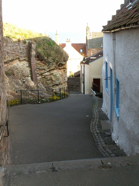 Cove Wynd, Pittenween