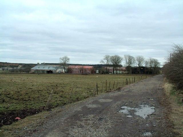 Stanebent Farm