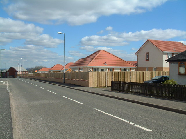 New houses in Eastfield