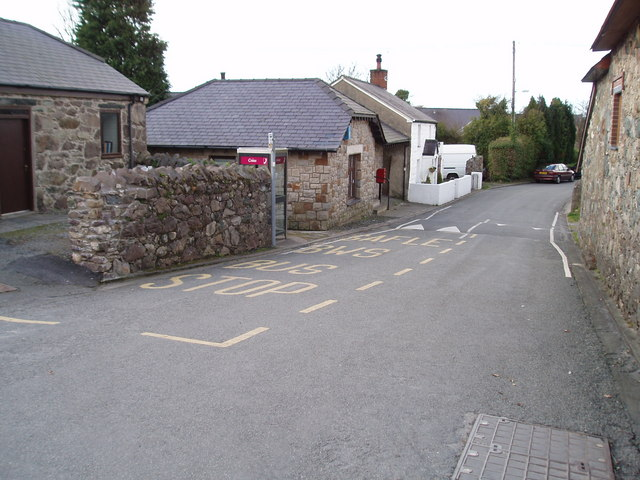 Village of Llandwrog