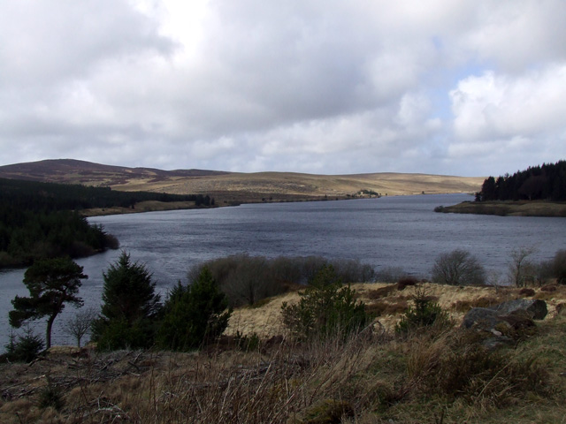 The Alwen reservoir