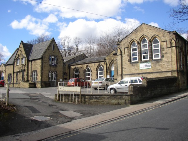 St Martin's School, Church Lane, Brighouse